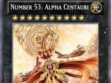 Number 53: Alpha Centauri