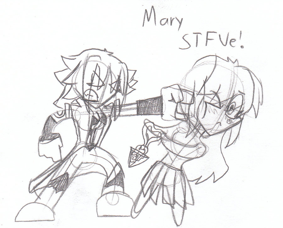 Mary STFUe