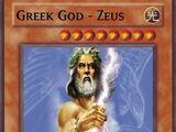 Greek God - Zeus