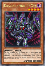 Dragon Spirit of Xyz
