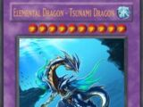 Elemental Dragon - Tsunami Dragon