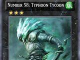 Number 58: Typhoon Tycoon