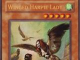 Winged Harpie Lady