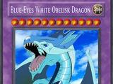 Blue Eyes White Obelisk Dragon