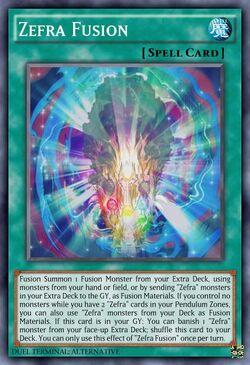 Zefra Fusion