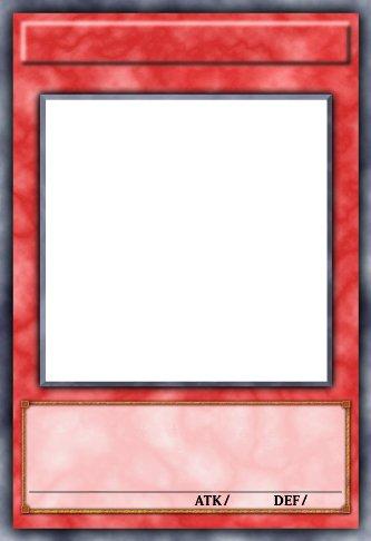Composition Card Frame