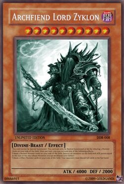 Demon Lord Zyklon