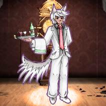 Infinight Butler - Polar Wolf