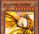 Legendary Dragon - Gold Dragon