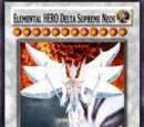 Elemental HERO Delta Supreme Neos