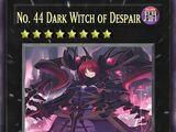 Number 44: Dark Witch of Despair