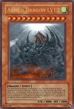 Armed Dragon LV12