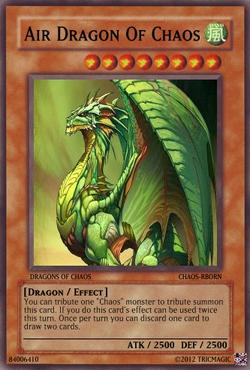 Air Dragon Of Chaos