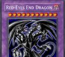 Red-Eyes End Dragon
