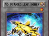 No.10 Gold Leaf Fighter
