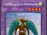 Neo-Spacian Delta Hummingbird