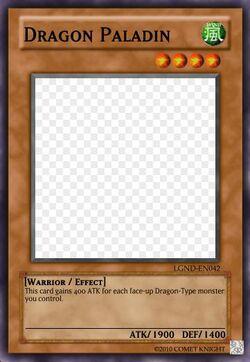 Dragon Paladin
