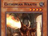 Chthonian Wraith