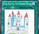 Toon Page No. 514: Goddess Palace