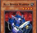 Ally Beaver Warrior