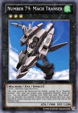 Number 79 Mach Transer