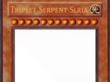Triplet Serpent Slria