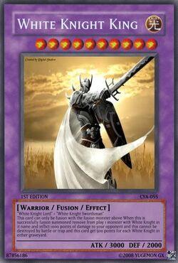 White Knight King