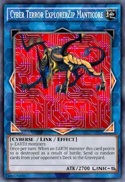 Cyber Terror ExplorerZip Manticore