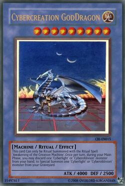 Cybercreation GodDragon