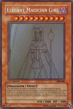 Elegant Magician Girl 2