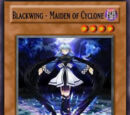 Blackwing - Maiden of Cyclone