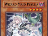 Wizard Maid Psyllia