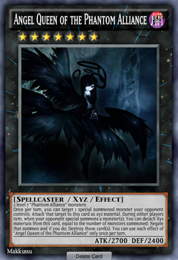 Angel Queen of the Phantom Alliance