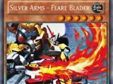 Silver Arms - Flare Blader
