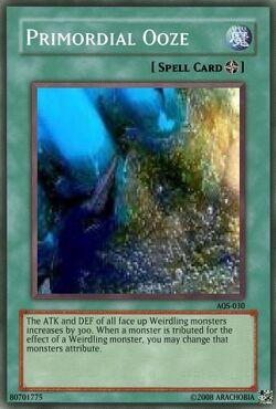 Blue Primordial Ooze