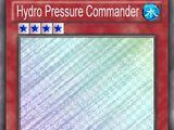Hydro Pressure Commander