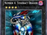 Number 4: Tesseract Dragon