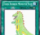 Toon Rubber Monster Suit