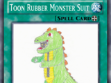 Toon Rubber Monster Suit