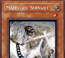 Majesties' Servant