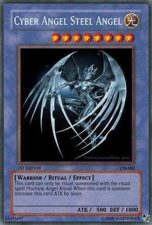 Cyber Angel Steel Angel