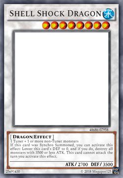 Shell Shock Dragon