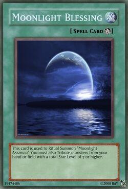 Moonlight Blessing