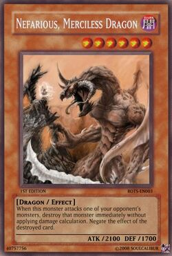 Nefarious Merciless Dragon