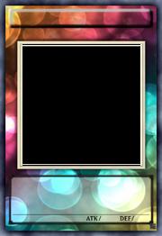Maestro Monster Card Frame