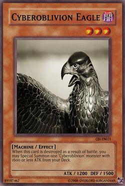 Cyberoblivion Eagle