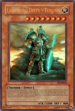 LightningDeityTenjinn