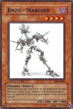 Jinzo - searcher