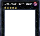 Raidraptor - Raze Falcon