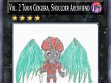 Vol. 2 Toon Genzera, Shoulder Archfiend